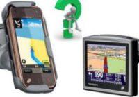 Navigatori per Auto: Smartphone o dispositivi dedicati?