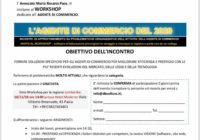 Workshop per Agenti di Commercio