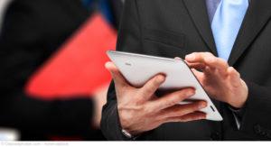 tablet per agenti di commercio